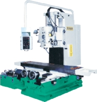 Cens.com BED-TYPE VERTICAL MILLING MACHINE TACHEN TECHNOLOGY CO., LTD.