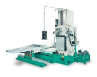 BED-TYPE BORING MILLING MACHINE