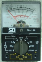Cens.com Analog Multimeters FLASH STAR INDUSTRIAL CO., LTD.