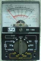 指针式三用电表