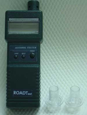 酒精測試器