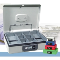 Deluxe Key Lock Cash Box