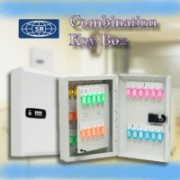 Cens.com Combination lock Key Box SHYH RU METALLIC INDUSTRIAL CORP.