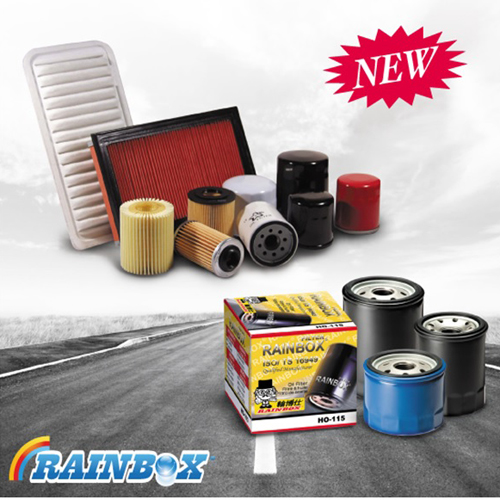 空氣濾清器、機油濾清器、燃油濾清器
