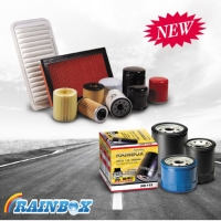 Air Filters、Oil Filters、Fuel Filters