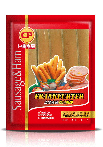 法蘭克福雞肉香腸