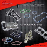 Landergasket Engine Parts Series