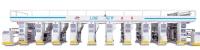 PLC High Speed Rotogravure Printing Press