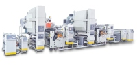 Tandem Extrusion Coating Laminating Machine
