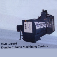 High-Speed Double Column Machining Centers