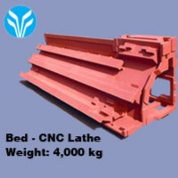 Casting--Bed of CNC Machining Center
