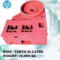 Casting--Base Of Vertical Lathe