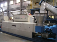 PVC Compounding extrusion-pelletizing system