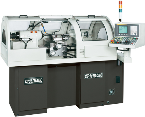 CNC Toolroom Lathe