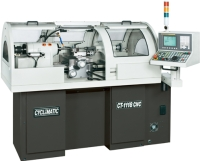Cens.com CNC Toolroom Lathe CYCLEMATIC MACHINERY CO., LTD.