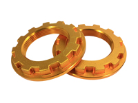 Auto shock absorber seal