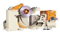 NC Servo Roll Feeder、Straightener & Uncoiler 3in1 Compact Line