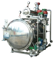 High Temperature & High Pressure Automatci Sterilizer
