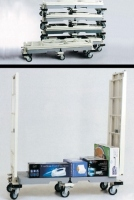 Cens.com Folding Utility Cart with Six Wheels SHEN SHYE METAL MFG. CO., LTD.