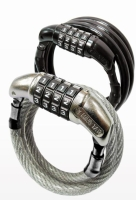 High Security Unresettable Combination Cable Lock
