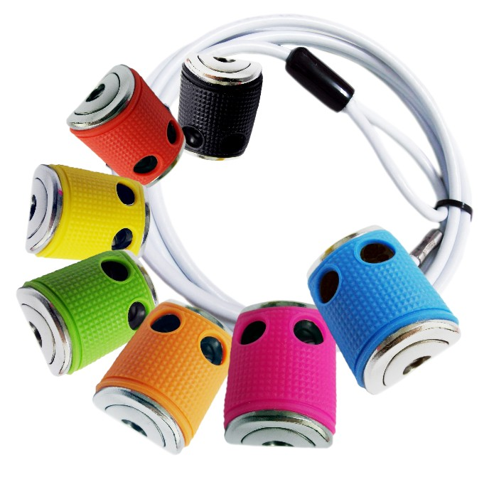 Multi-Function Cable Lock