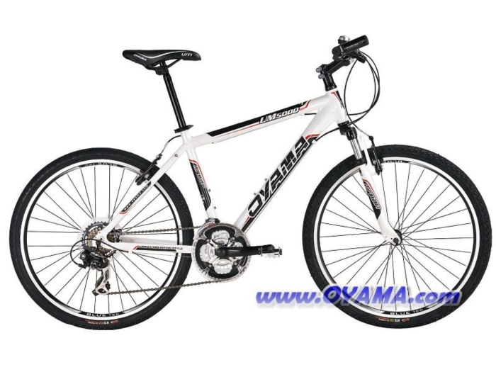 "26"" aluminum-alloy mountain bicycle"