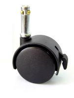 50mm Chair Caster With Brake (Friction)g Post)