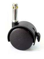 50mm刹车椅轮 (Friction铜环)