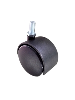 60mm Caster With Threaded Post