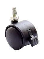 30mm Caster With Brake