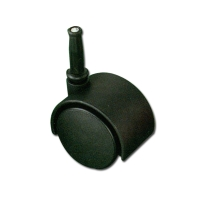40mm Caster (Plastic Post)