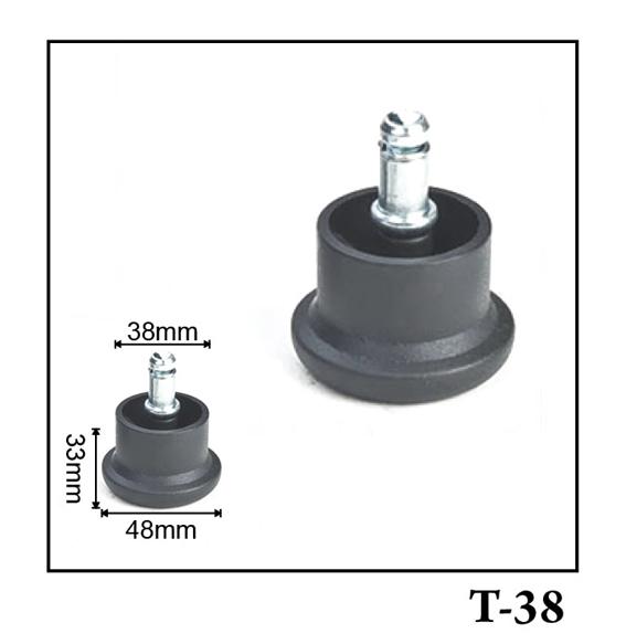 腳墊T-38