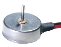 Coin Type Brushless Shaft-driving Motor