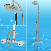 Cens.com 8˝ Showerhead Sets CHIEH SUNG HARDWARE ENTERPRISE