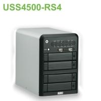 Gigabit Network Storage Server for Internal 4-Bay SATA