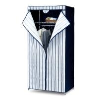 三層鍍鋁衣櫥架
