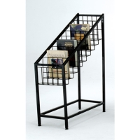 Cens.com Nine-tier Magazine Display Rack MAKING PROGRESS INTERNATIONAL METAL CO., LTD.