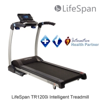 LifeSpan TR1200i Intelligent Treadmill
