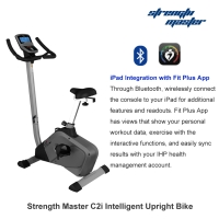 Cens.com Strength Master C2i Upright Bike STRENGTH MASTER HEALTH TECH CO., LTD.