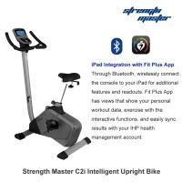 Strength Master C2i Upright Bike