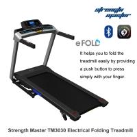 Strength Master TM3030 eFOLD Treadmill