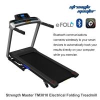 Strength Master TM3010 eFOLD Treadmill