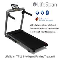 LifeSpan TT-2i eFOLD Treadmill