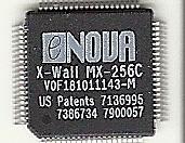 X-Wall MX 硬體加密IC