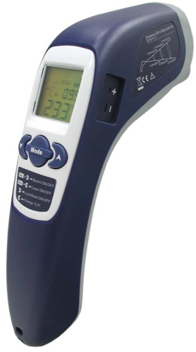 Dual Function Infrared Thermometer
