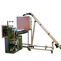 I Shape Water Cup Straw Group Packing Machine
