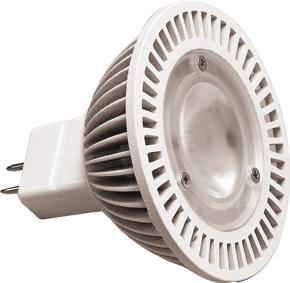 7W 調光 AC/DC 12V MR16 LED  MR16 平面透鏡