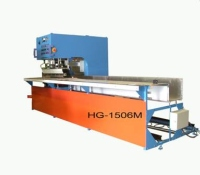 High Frequency Movable Plastic Canvas Welding Machine