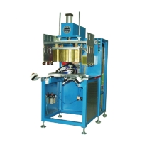 High-frequency PVC/PET-G Blister Packing Machine