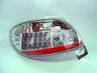 標緻206 98' 尾燈
